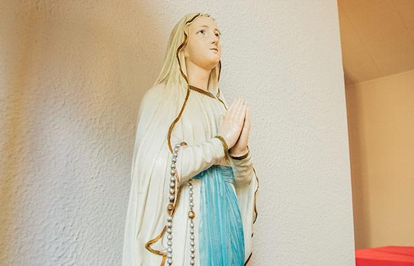 聖マリア像
